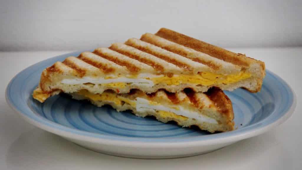 Ontbijt en lunch - Vegetarische tosti recepten