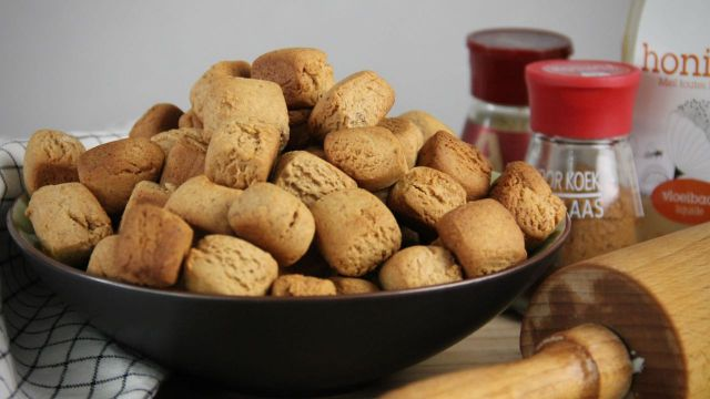 Snacks en gebak recepten