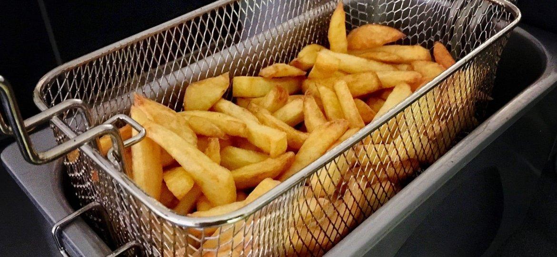 Verse patat recept in frituur