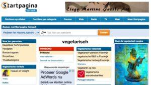 vegetarisch.startpagina.nl vegetarisch