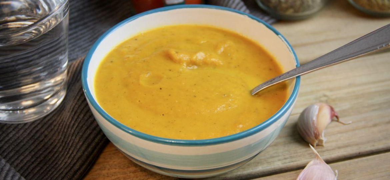 Eenvoudige wortelsoep recept 1