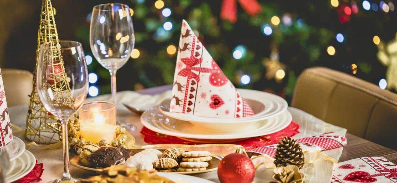 Geen stress met het Eetman vegetarisch kerstdiner