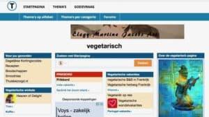 Top 10 leukste links van vegetarisch startpagina 2017