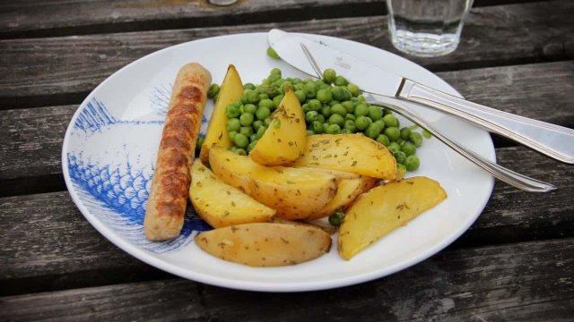 Vegetarische BBQ braadworsten test