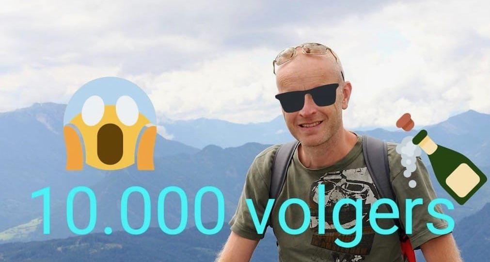 Facebook 10.000 volgers
