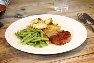 Vivera vegetarische biefstuk test