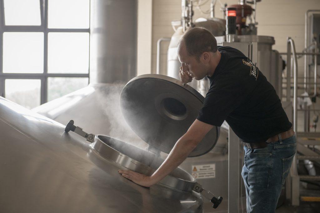 Hertog Jan Weizener bier brouwerij
