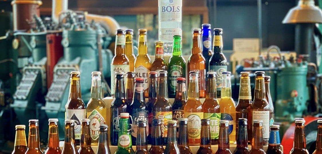 Bols jenever bier piramide