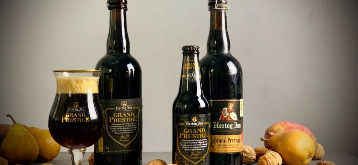 Hertog Jan Grand prestige bier test 1