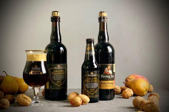 Hertog Jan Grand prestige bier test 1