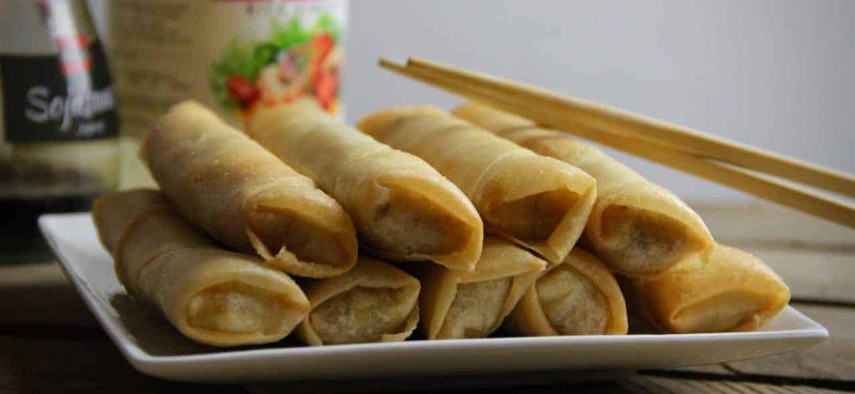 Vietnamese loempia loempia recept 1