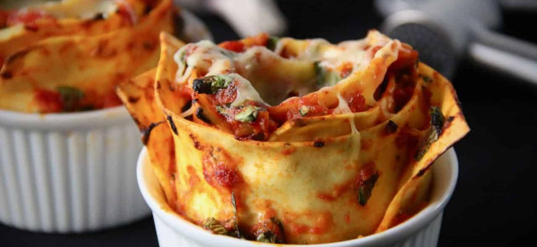 Lasagne courgette rolletjes recept 1