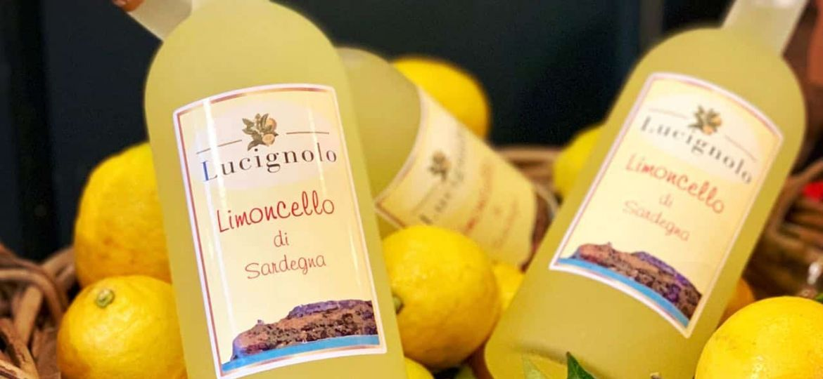 Little Italy event limoncello