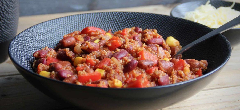 Chili sin carne met quinoa recept mrt 2020 1