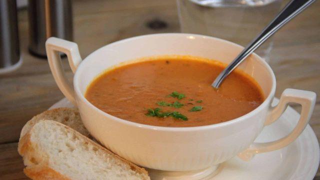 Tomaten crème soep recept jan 2020 1
