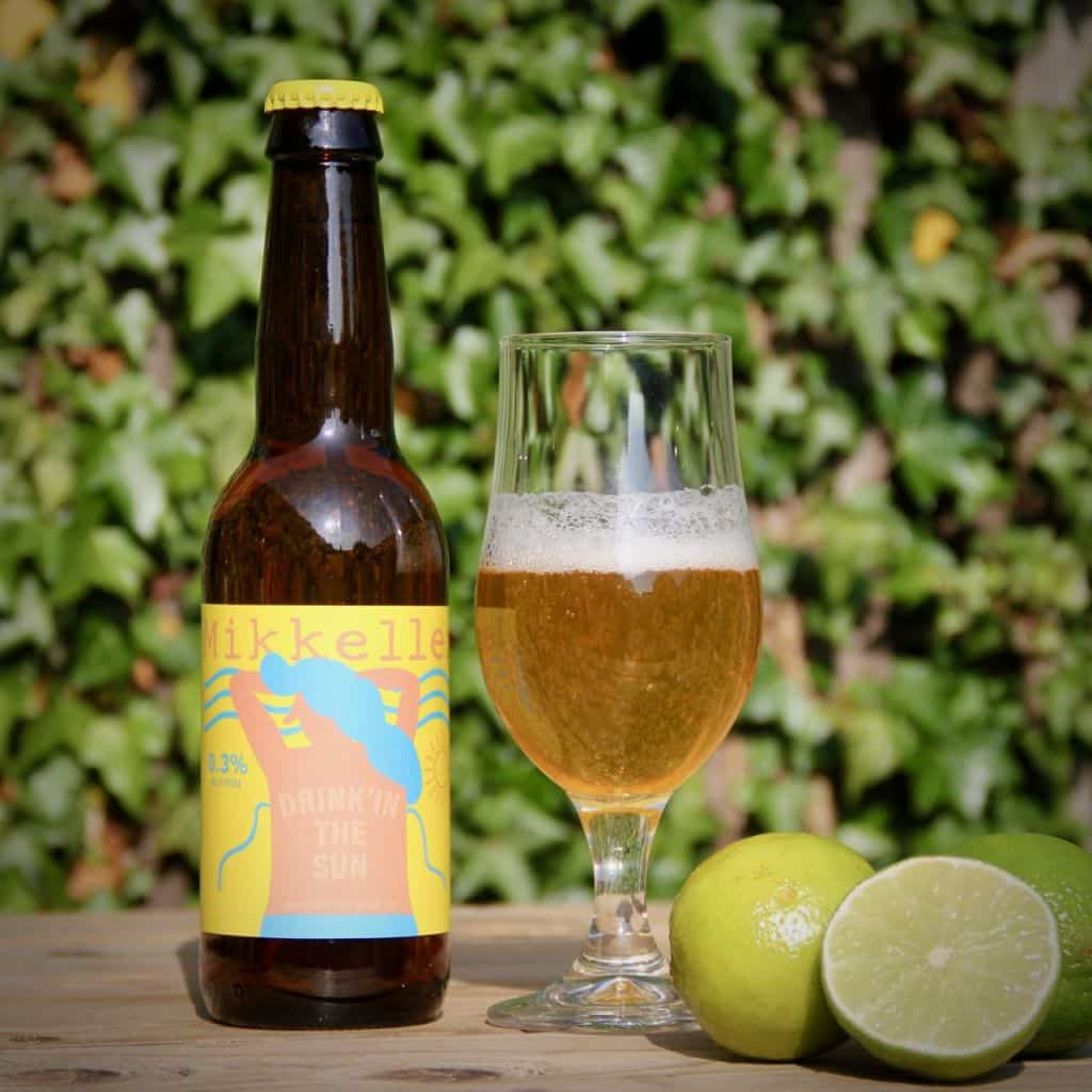 Alcoholarme pale ale test Mikkeler Drink in the sun
