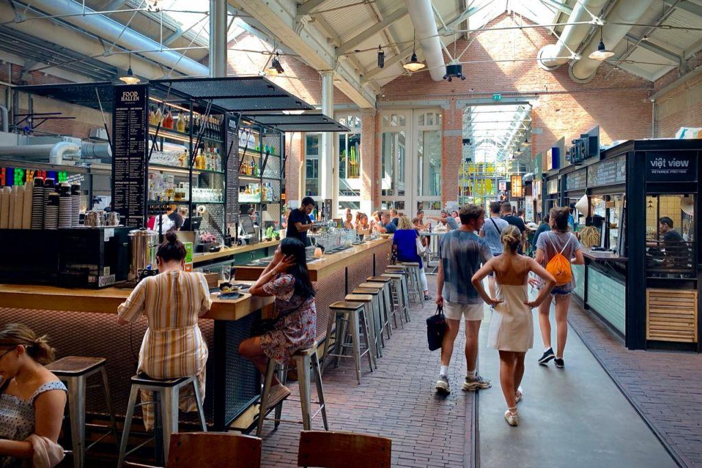 A Taste of Amsterdam Eating Europe Food hallen