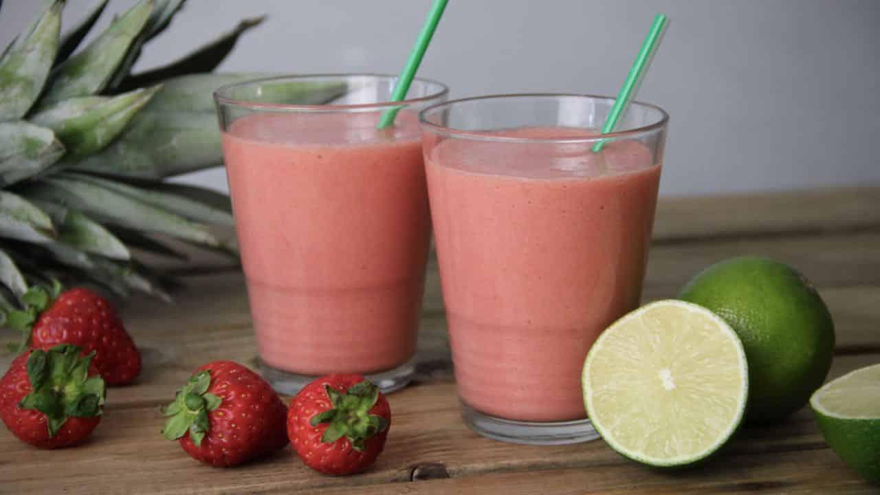 drank recepten smoothie