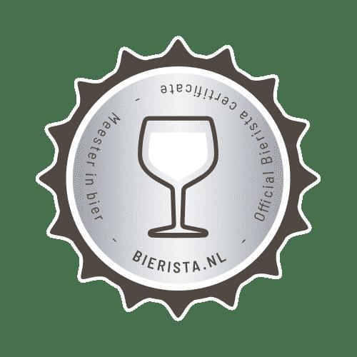 Bierista Bieropleiding badge
