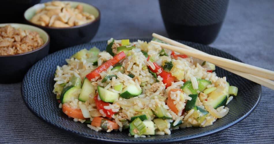 Nasi Goreng met groenten apr 2021 1