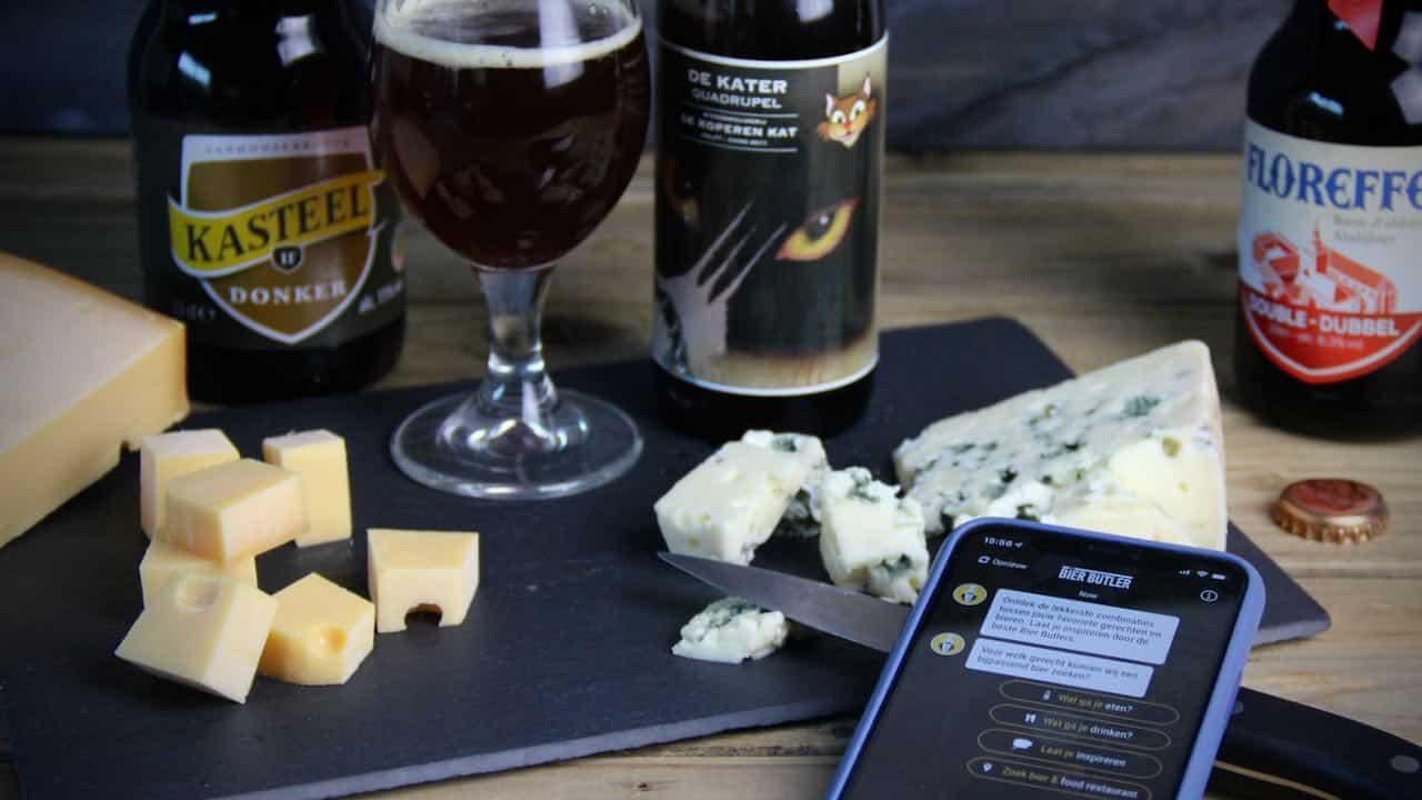 Bier Butler app Bier en Spijs cursus 1