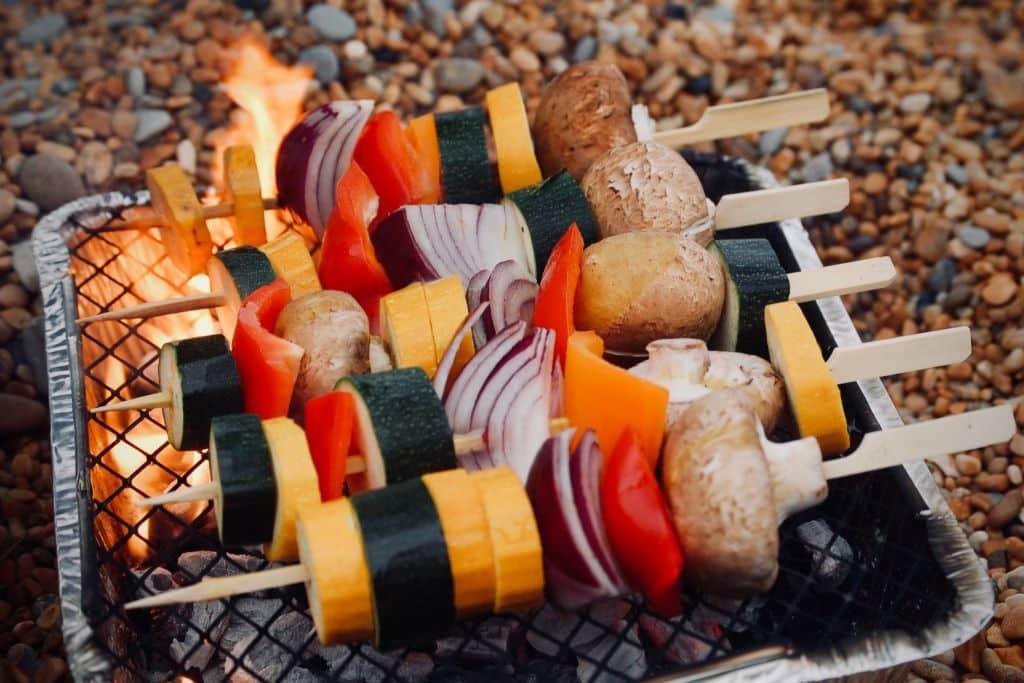 Winter barbecue wegwerp 2