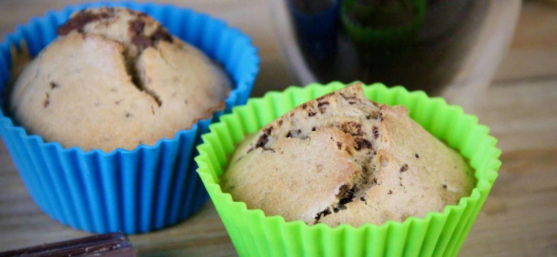 Espresso-chocolade cupcakes recept 1