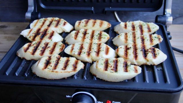Tomado contactgrill test 1