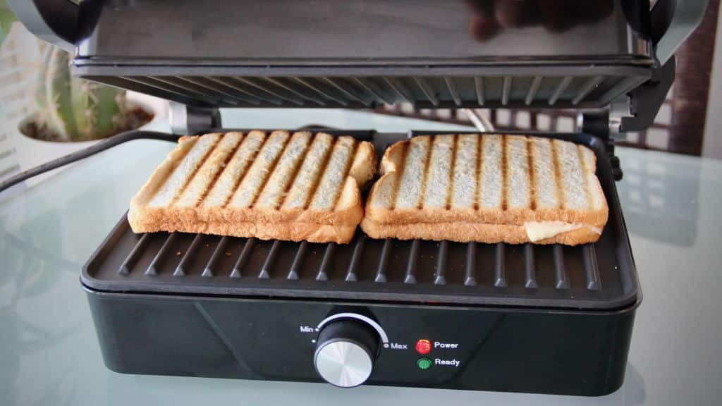 Tomado contactgrill tosties