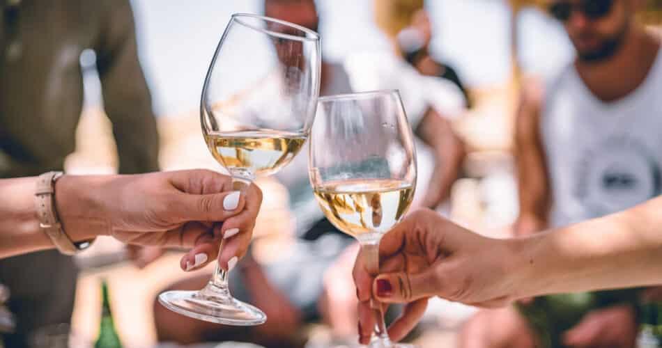 Witte wijn uit Spanje 1